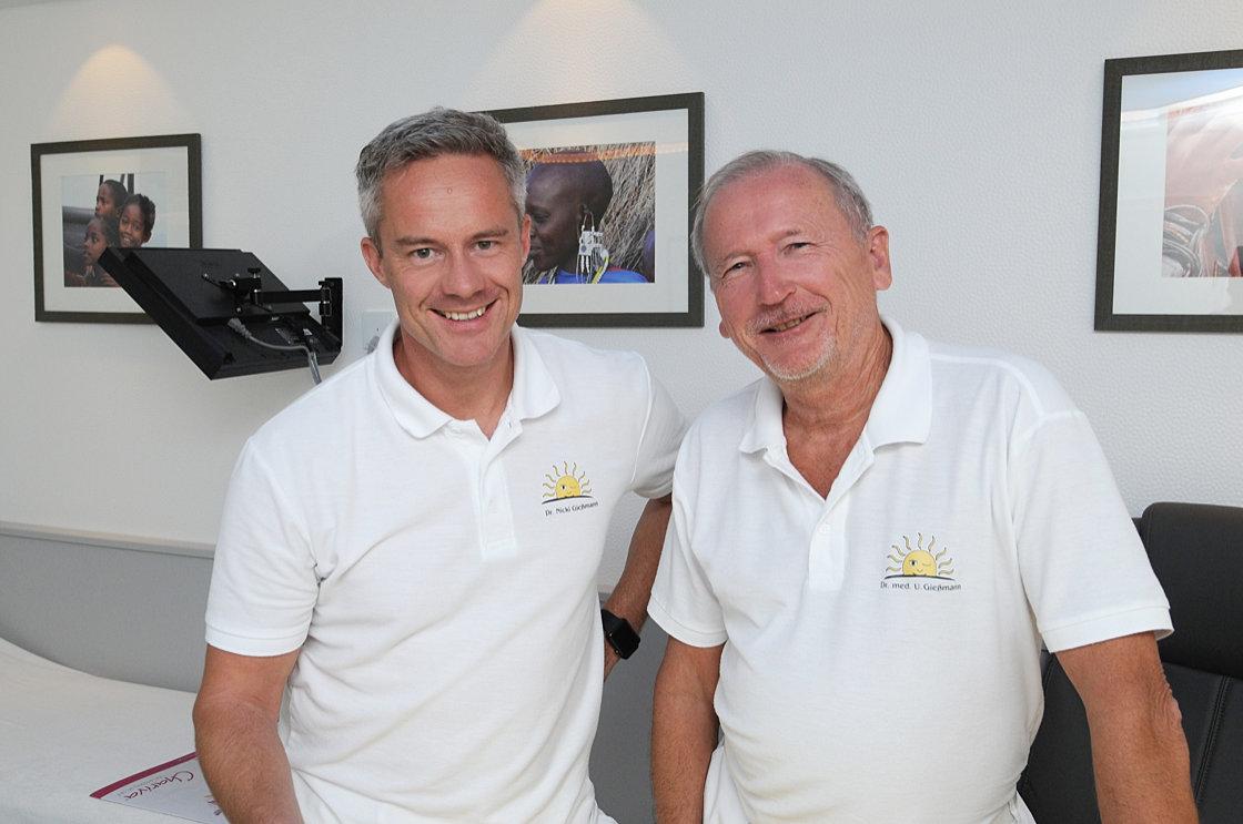 Dr. Nicki Gießmann und Dr. med. Ulrich Gießmann